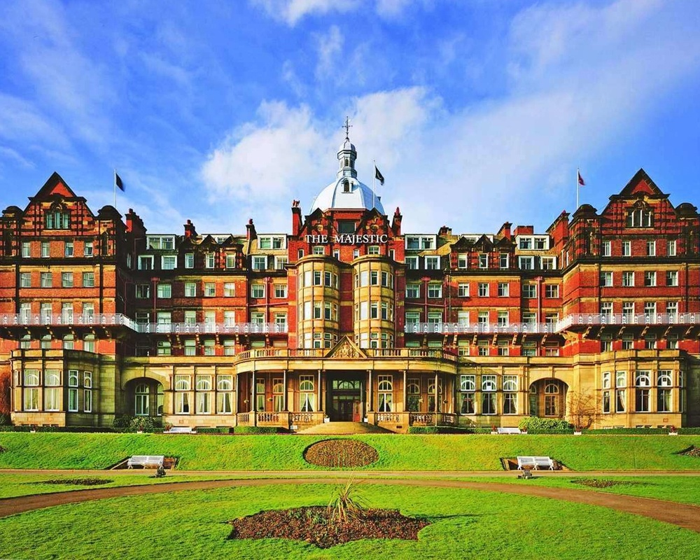 The Majestic Hotel in Harrogate